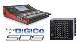 DiGiCo SD9 from SSE Audio: Package Special Offer