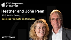 John and Heather Penn - Entrepreneurs of the Year