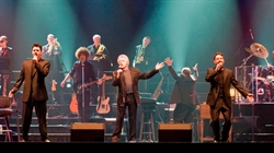 Frankie Valli UK Arena Tour