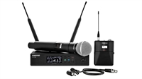 Shure QLX-D available now  from SSE and Wigwam Sales