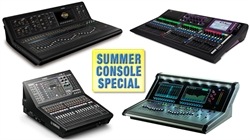 Competitive Prices on sub-£5K Digital Mixing Consoles from Wigwam