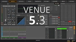 Avid VENUE 5.3 Software for S6L is here