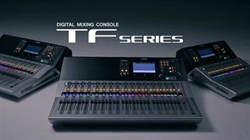 The TF Digital Console Series from Yamaha