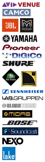 Some of the Brands offered by SSE Sales