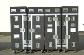 4 mixing consoles - 2 x XL3, 1x XL4, 1x Soundcraft series 5