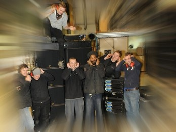 The Warehouse Crew in Redditch
