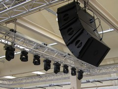 Sound & Lighting at Westminster University