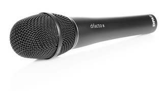 d:facto Vocal Microphone Products
