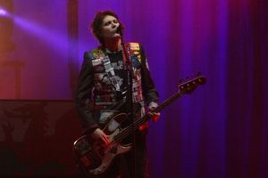 Bass Player Nicky Wire