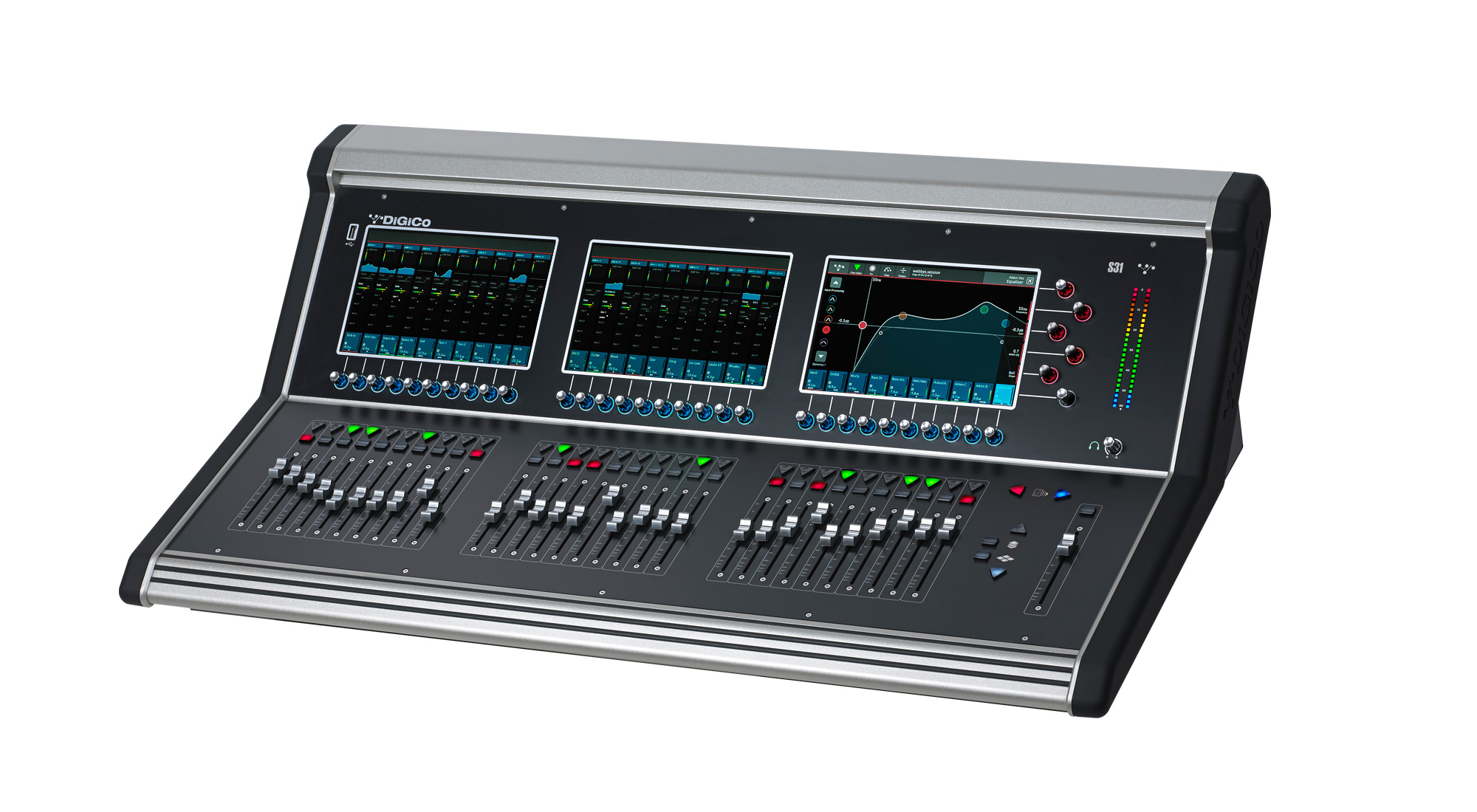 Latest Releases from DiGiCo