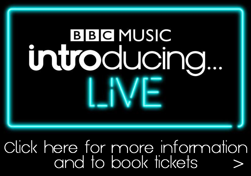 BBC Music Introducing Live Callout 3