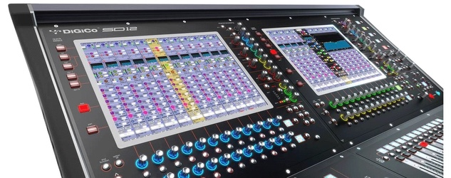 The DiGiCo SD12