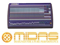 Midas Analogue Mixing Products