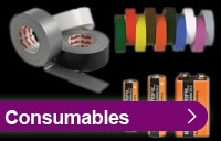 Consumables Callout Sales page black
