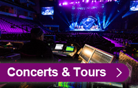 Concerts and Tours