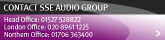 Contact SSE Audio Group