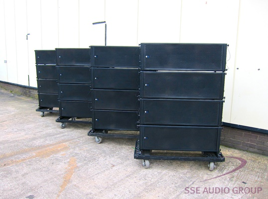 Line Array Packages-Used-All