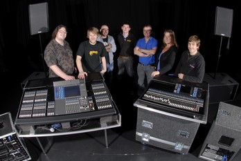 SSE Helps to provide a Sound Education at Aberystwyth University