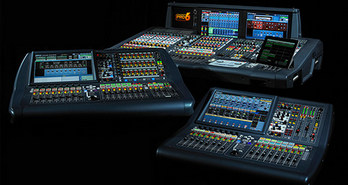 Midas PRO Series Live Consoles from SSE Audio Group