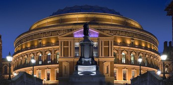 Canegreen & SSE Hire at the Royal Albert Hall