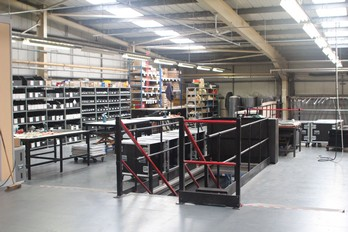 Sigma Fabrications Expands at Redditch