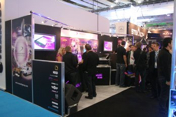 SSE had a very busy time at Earls Court for PLASA 2010, resulting in sales to customers across Europe.
