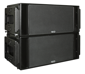 Nexo introduces its RS15 Omni/Cardiod Subwoofer- first in new Ray Sub series.