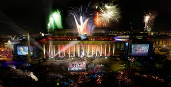 SSE Hire helped the City of Liverpool kick off its year as European City of Culture, providing the sound system for a spectacular opening event.