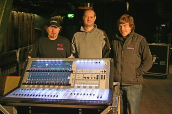 SSE Sales has recently supplied a Soundcraft Vi1 to The Thekla a floating club in Bristol operated by Daybrook House Promotions (DHP).