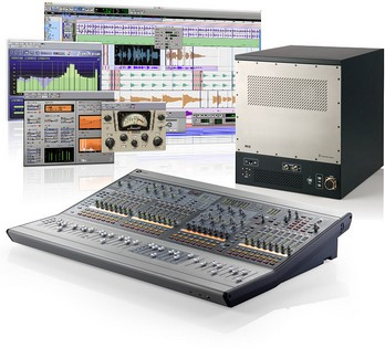 South Birmingham College are the first college in the country to purchase a Digidesign Profile with the new Mix Rack HD 64 bundle.