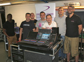 The Christian Revival Church - CRC London - has purchased PA equipment from SSE Sales, including a Yamaha CL3 digital mixing console.