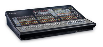 The Definitive, All-in-One Live Sound Console.