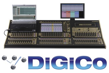 SSE Sales is pleased to announce that it has now become a DiGiCo Digital Live Console dealership.