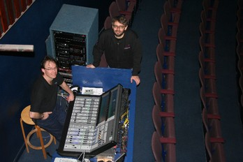 SSE recently supplied one of the first Soundcraft Vi1 Consoles to the Crescent Theatre in Birmingham
