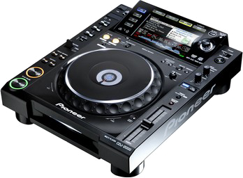 The CDJ-2000 and CDJ-900 are Pioneer's latest multi-format performance players, available through SSE Sales