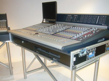SSE manufactures a range of cases specifically designed to protect DigiDesign's VENUE series of mixing consoles and their associated racks