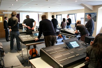 SSE Audio Group's recent Yamaha Demonstration days beat the Winter Blues!
